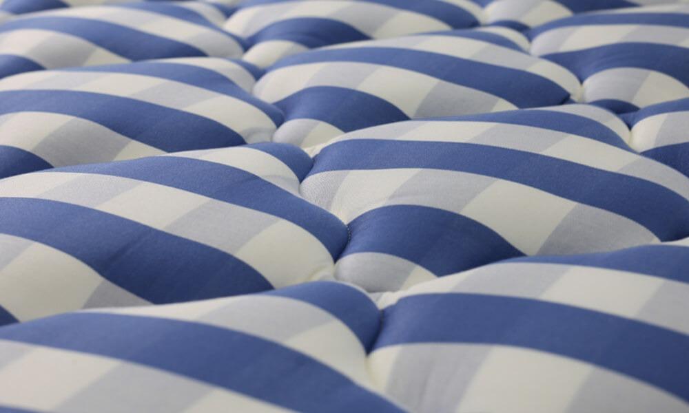 床墊表布下面的好睡秘密