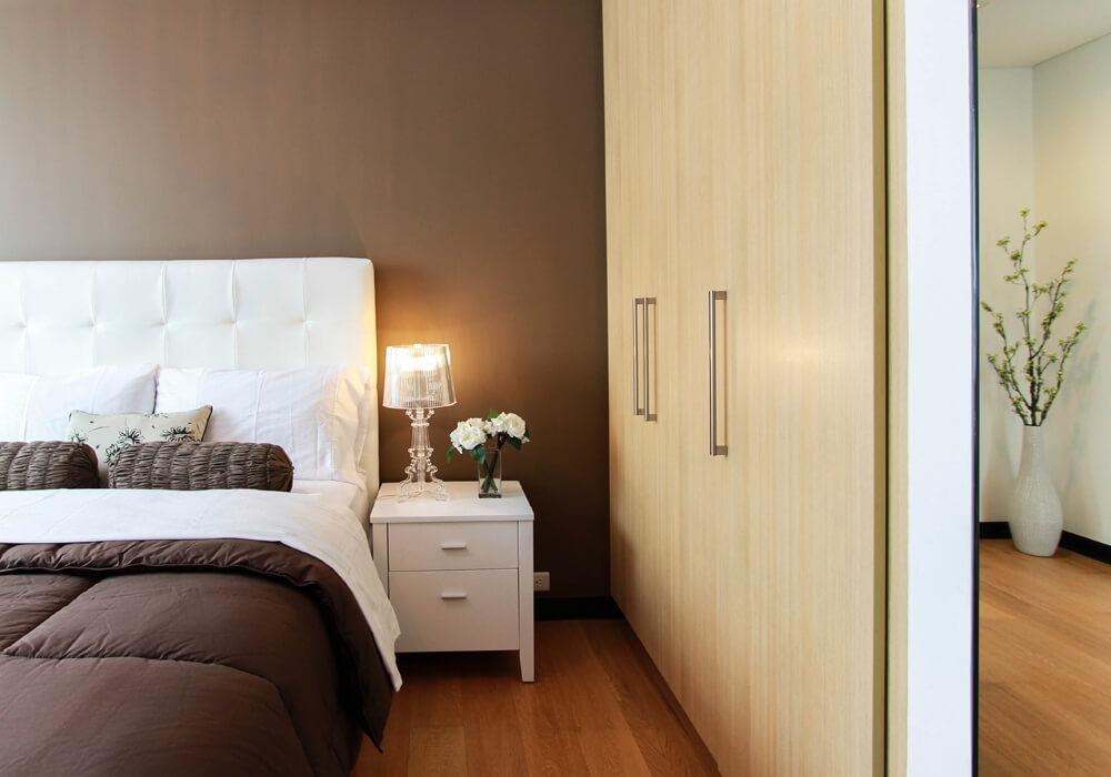 臥室佈置:環境色彩
