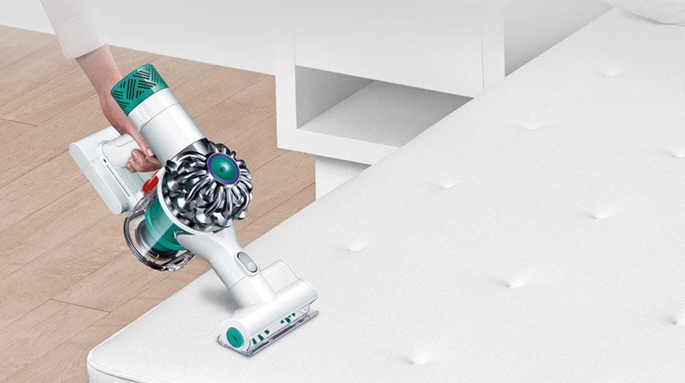 Dyson最新手持式吸塵器V6 mattress