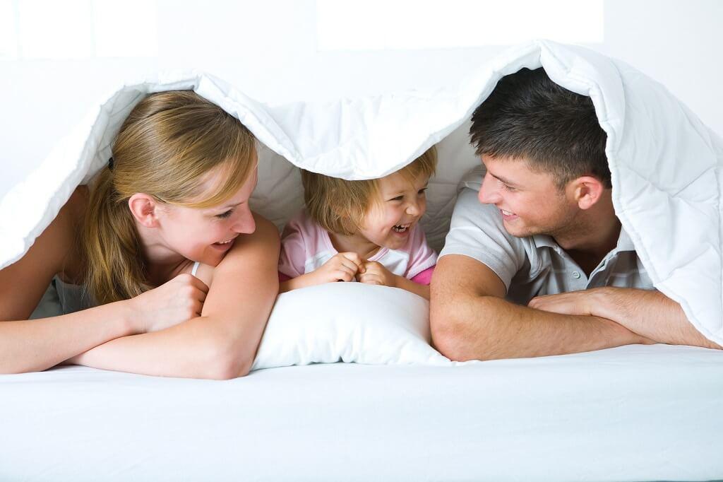 兒童床墊如何選擇:何時換床?