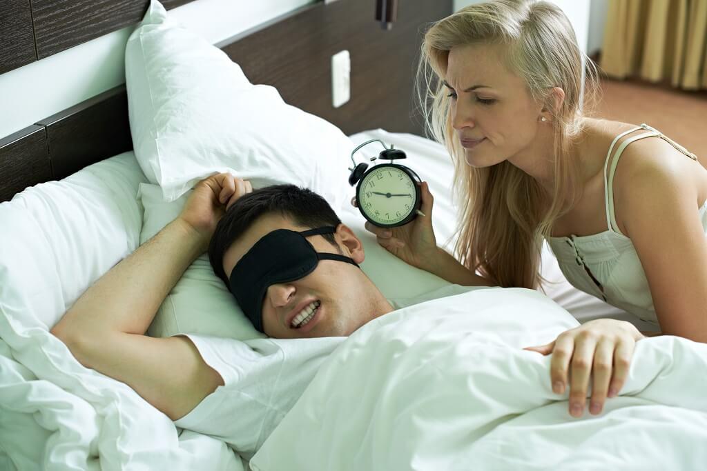 新床挑選重點一:誰的睡眠品質差?