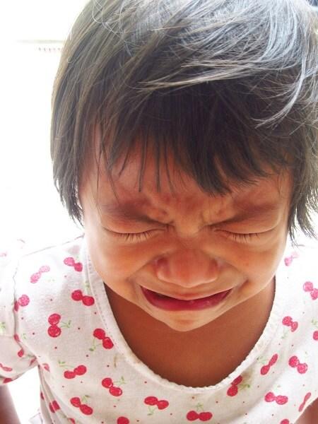 孩子睡眠不足容易生氣