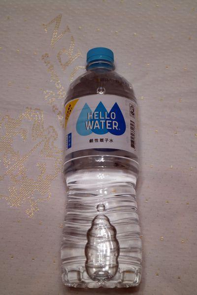 以白開水來實測