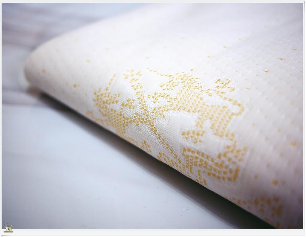 德瑞克防水透氣保潔床包的質感讓我驚豔