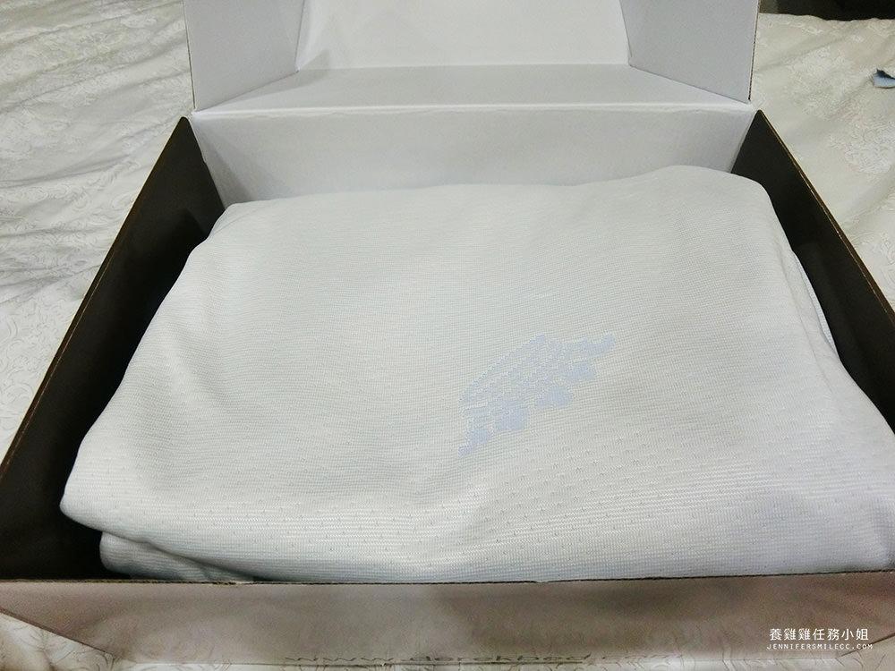 Jennifer Cooluru涼感床包使用照片